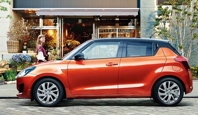Suzuki New Swift Đỏ full