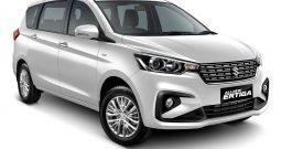 Suzuki New Ertiga Bạc