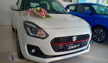 Suzuki New Swift Trắng full