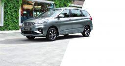 Suzuki New Ertiga Xám