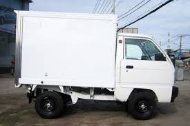 Suzuki Carry Truck Thùng Composite full