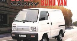 Suzuki Blind Van – Xe chạy phố 24/24