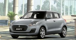 Suzuki New Swift Bạc