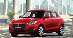 Suzuki New Swift Đỏ